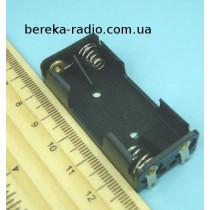 Корпус для батарей 2 х AAA з кламами (GNI 0058)
