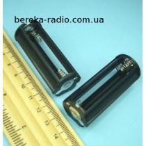 Корпус для батарей 3 х AAA круглий з клемами (GNI 0061)