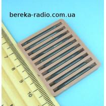 Сверло твердосплавне комбіноване d=0.9mm ВК6-М