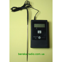 Тест 01 Цифровой термометр портативний (-60... +120*C, +- 0.1*C, клас точності 0.25)