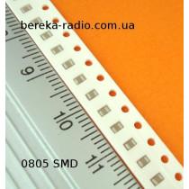 0.082 mF NP0 (50V)+-5% /0805