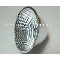 1571  Рефлектор 50*, не прозорий, циліндичний корпус, 13RFPDF50001