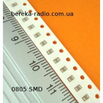 1.5 mF X7R (25V) +- 10% /0805 SAMSUNG