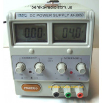 0-50V/0-3А AXIOMET AX-3005D (РК дисплей)