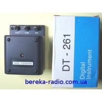 Тестер DT261 (приставка до тестера М266 для вимірювання опору ізоляції до 2 мОм)