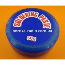 Паста паяльна Soldering Paste AG (50 g) (CHE1412)