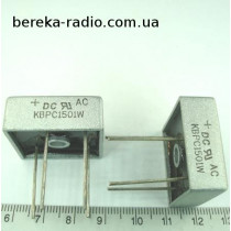 KBPC1501W (15A, 100V) MIC