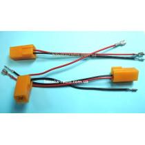 SKP-05 з`єднувач 2-х контактний автомобільний з кабелем