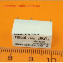 RM40-3021-85-1012 12VDC