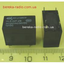 HLS-32F-ZS 12VDC 2A/250VAC/30VDC