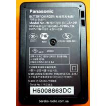 4.2V/0.8A PANASONIC DE-A12