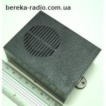 Корпус KM-36 для сигналізації, 64x85x39mm, ABS чорний
