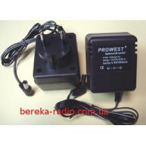 4.5V/500mA (+) 2.5/5.5 PWP-4.5-0.5 Prowest