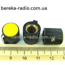 KK-13 ручка на вісь 6mm