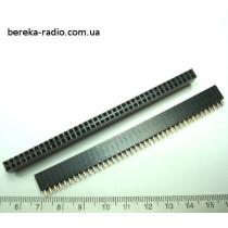 PBD-80 гніздо двохрядне (FD2x40)