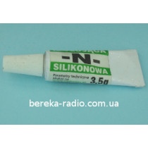 Паста силіконова ізолююча AG (3.5 g) (CHE 1503)