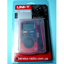 Тестер UT120A UNI-T (MIE0143)