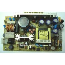 MPT-45B 42.5W 5V/5A, 12V/2.5A, -12V/0.5A
