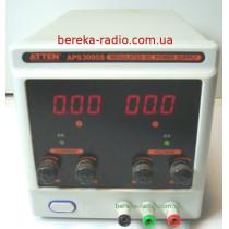 0-30V/3А APS3005S (регульований)