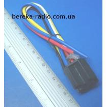 Колодка під реле автомобільне ARSD 5P (+ діод) L=200 mm