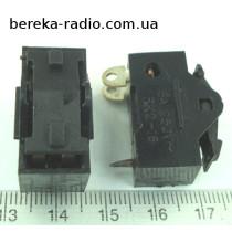 Перемикач до фену RK2-16 (6A/250VAC)