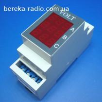 Вольтметр трьохфазний VOLT (0 - 400V)