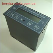 КЕД-01 Контролер ємкістних датчиків (від 1до 99999 pF)
