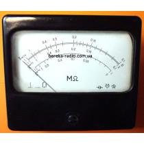 Головка мегаометра (2,5 кл)