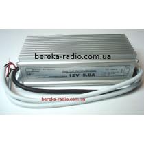12V/5A CV-12060C, IP57, (для LED) (826)