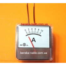 Головка амперметра 0-10А WP10 (MIE2132)