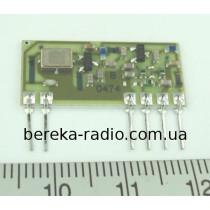 TX-SAW-MID/3V Передавач 433.92мГц