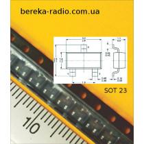 PDTC143TT /SOT-23 (W33)