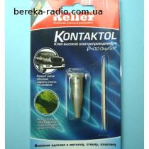 Клей струмопровідний Контактол KELLER (авто) (2 г)