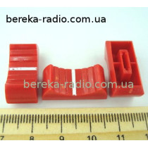 S-1 ручка файдера червона (с=8 мм)