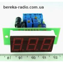Т-056-1000 Цифровий термометр (0 до +1000*С) 1*С, червоний