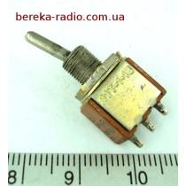 Тумблер П1Т-1-1В