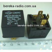 LR4121-1C-DC12V (40A/14VDC) PROWEST