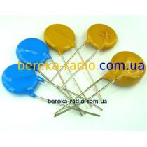 Варістор 14K431 MYG (430V, 275VAC, 350VDC)