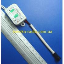 Драйвер LED CLA01 (LZ220V) 2-3x1W/300mA, Uвих=6-13VDC (в корпусі)