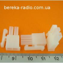 N42W-02 (KWF5150-02, розетка провід-провід, 2pin)