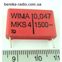 47 nF 1500V MKS4